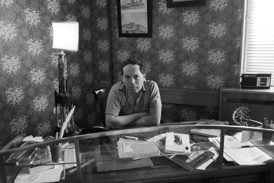 Эдвард Радзинский, 1981год