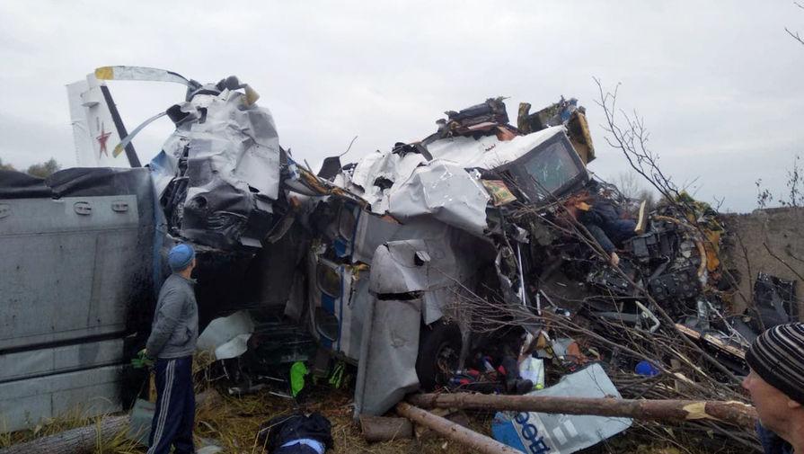 Пять пострадавших при крушении самолета в Татарстане находятся в тяжелом состоянии