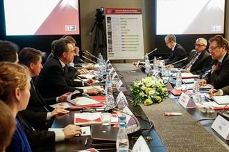 Заседание совета оргкомитета «Россия-2018» прошло при участии представителей ФИФА