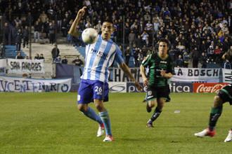 Рикардо Сентурион отлично провел весеннюю часть сезона в Аргентине