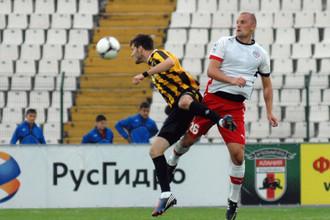Дубль Якубко принес «Амкару» победу