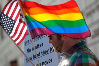 Верховный суд США приступил к рассмотрению вопроса об отмене запрета на гей-браки в Калифорнии