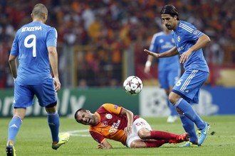 «Реал» растоптал турок