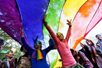 Индийский Верховный суд признал гомосексуальность преступлением