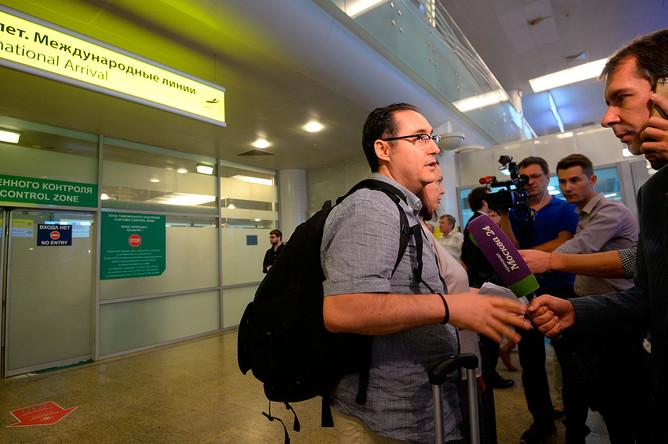 Пассажиры рейса SU2134 Москва – Стамбул, возвращенного обратно в Москву авиакомпанией «Аэрофлот»