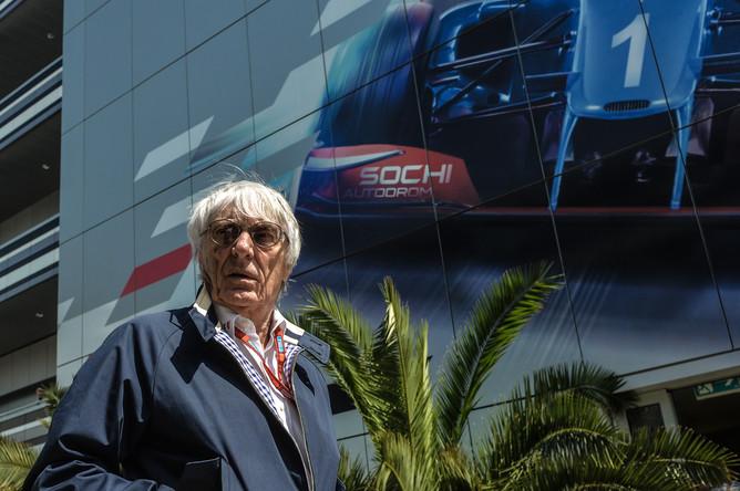 Экклстоун покинул пост генерального промоутера «Формулы-1»