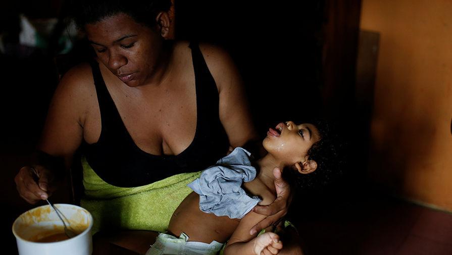 Нефть не панацея: парламент Венесуэлы объявил гуманитарный кризис
