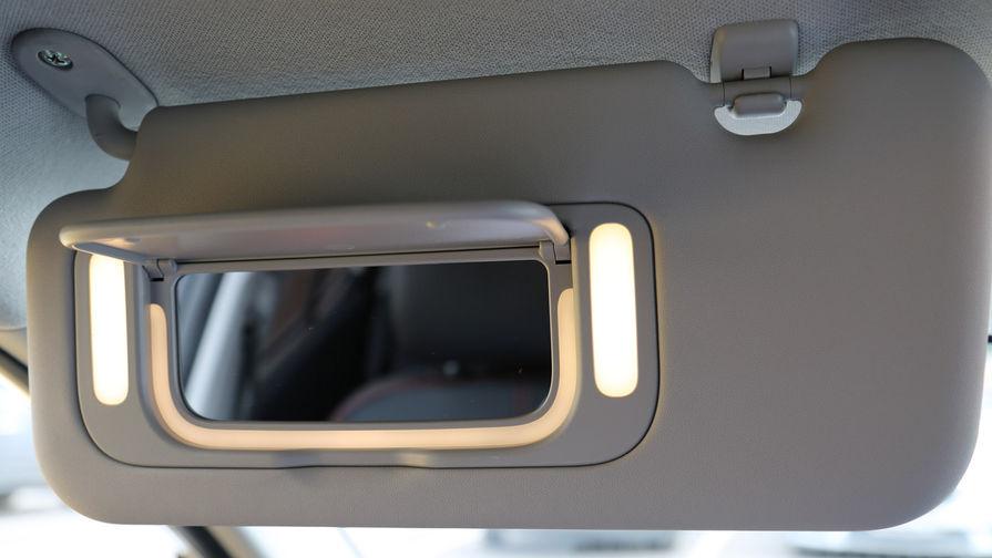 Макияжное зеркало со светодиодной подсветкой