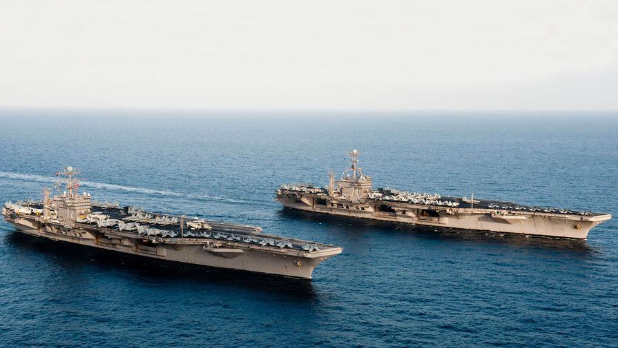 «Безжалостная сила»: США грозят Ирану авианосной группой