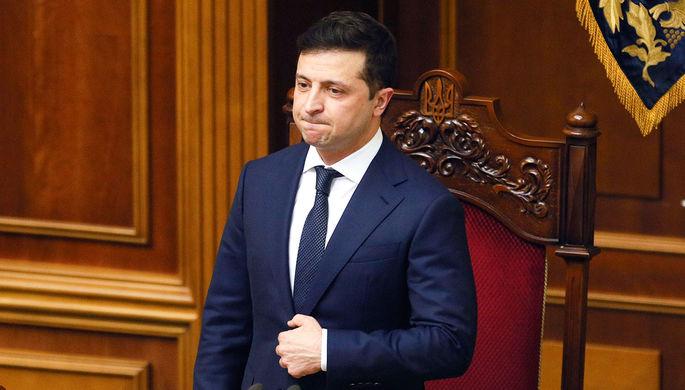 «Ограбление народа»: в ОПЗЖ обвинили Зеленского в работе на западный капитал