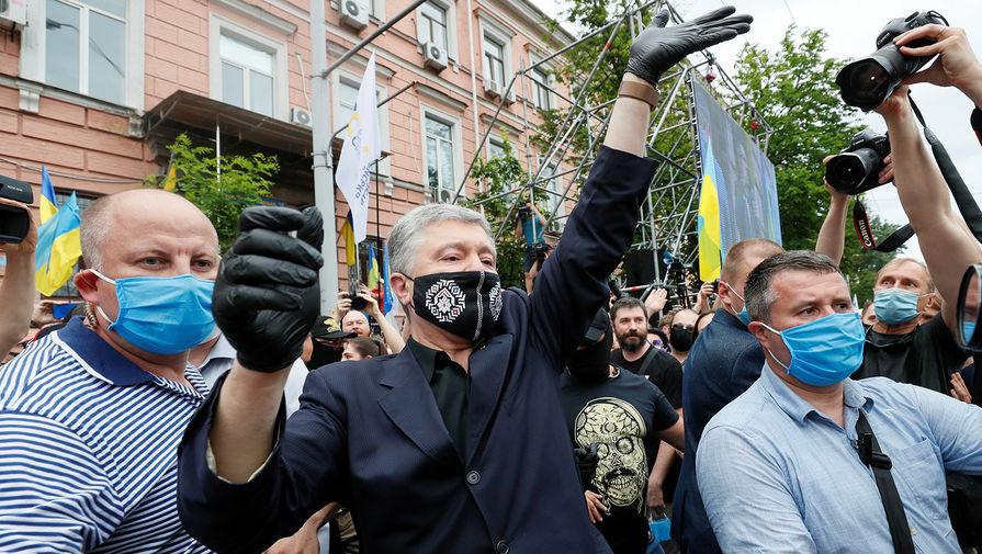 «Большой проект по смене власти»: Порошенко готовит переворот