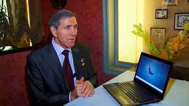 Анатолий Кнышов. Фото: 1tv.ru