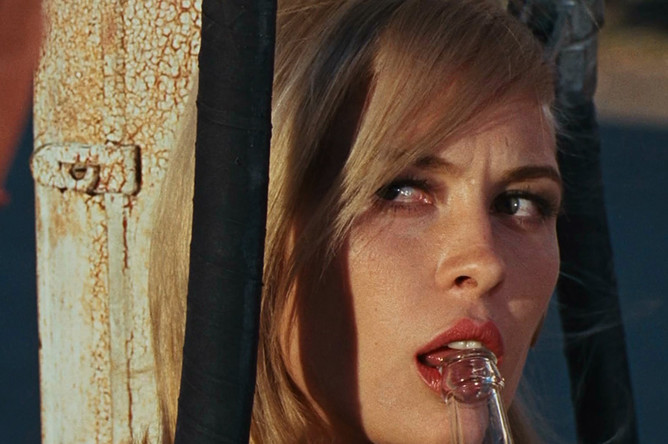 Кадр из фильма «Бонни и Клайд» (1967)