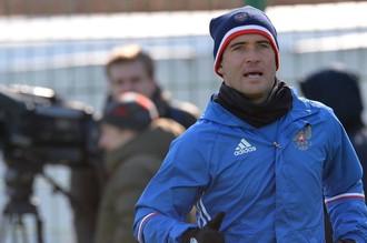 Кержаков готов сыграть против Литвы и Франции