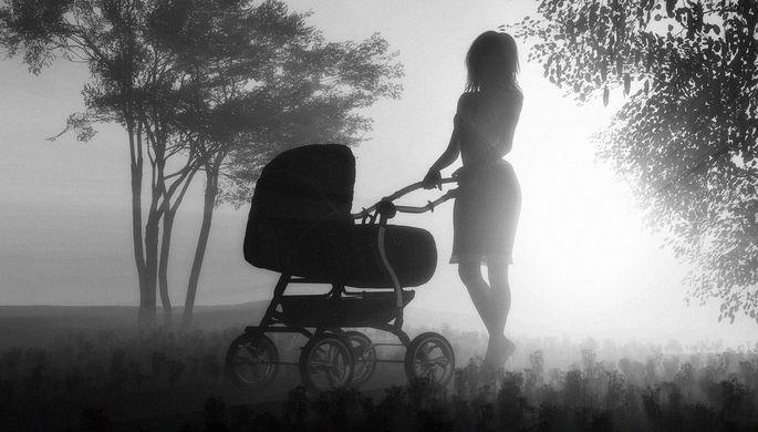 Депрессия: почему родившие россиянки не хотят жить