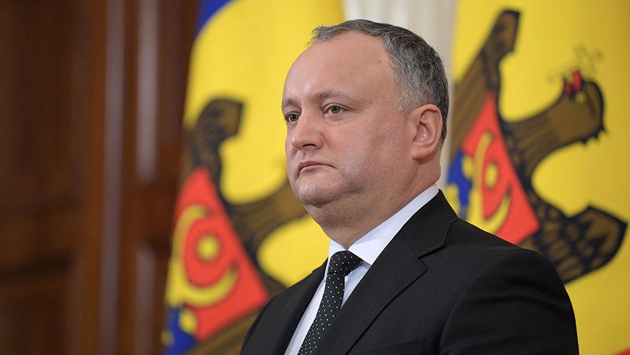 Додон о ситуации в Молдавии: некоторым «башню снесло»