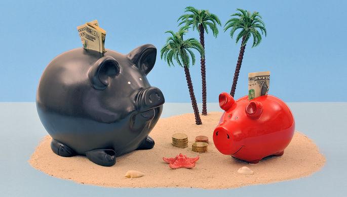 Офшоры ждут: отток капитала из России усилился