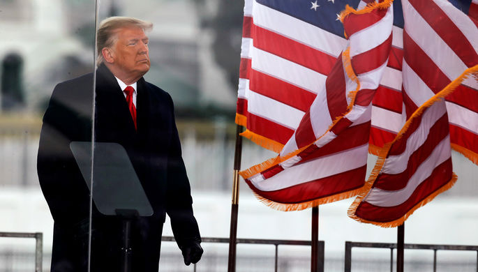 Вирусная ошибка: как Трамп потерял США