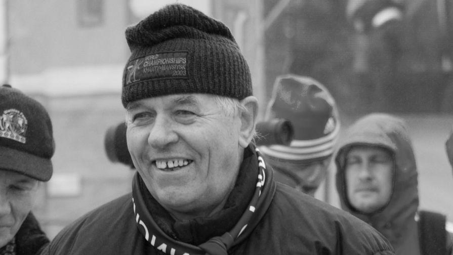 Заслуженный тренер СССР про биатлону Александр Привалов