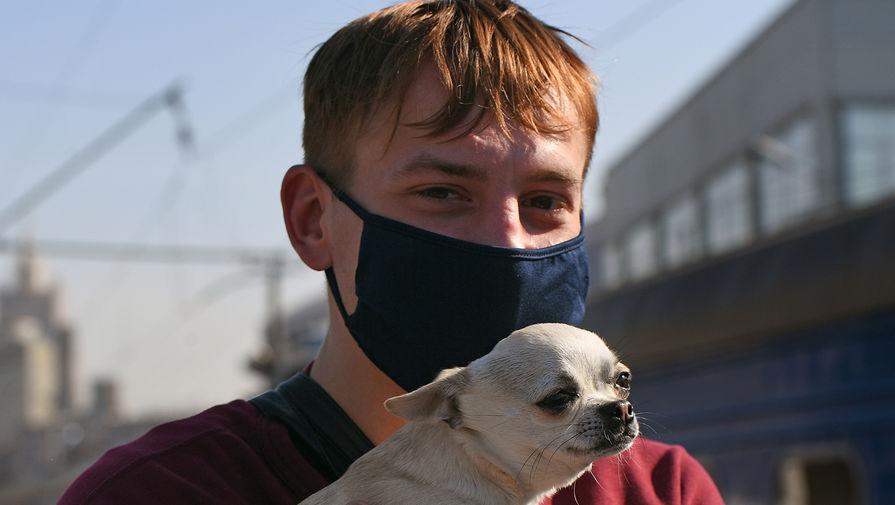 Россия ежедневно производит 1,6 млн масок