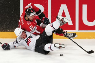 Сборные США и Швейцарии сыграли яркий полуфинал