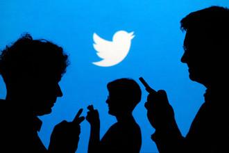 Люди, зарегистрированные в Twitter, не пользуются им