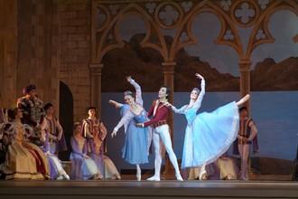Балет в 3 действиях «Лебединое озеро»
