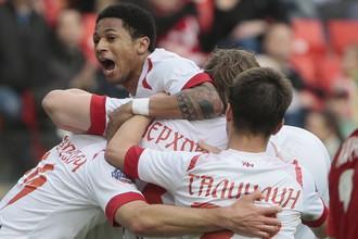 Футболисты «Уфы» смогли сохранить прописку в Премьер-лиге напрямую