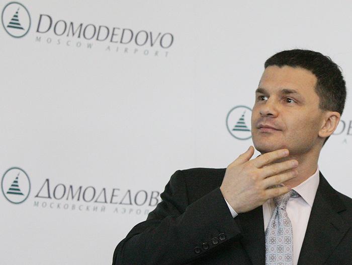 Председатель совета директоров аэропорта «Домодедово» Дмитрий Каменщик