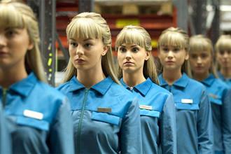 Кадр из сериала «Люди»
