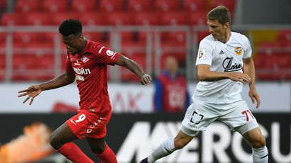 Промес и Зе Луиш принесли «Спартаку» победу над «Арсеналом»