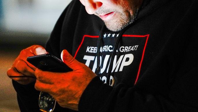 «Своего рода микроблог»:на что будет похожа социальная сеть Трампа