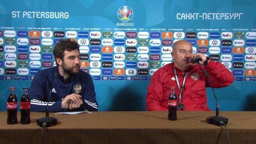 Черчесов считает, что задавать вопросы про тренерские ошибки - неправильный подход