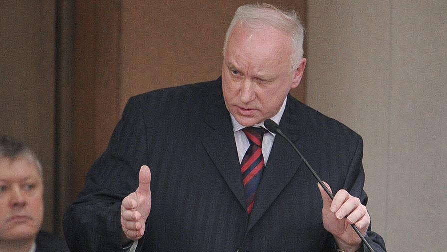 Бастрыкин поручил доложить о расследовании дела о разливе топлива на Таймыре