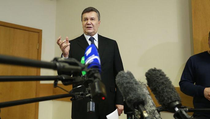 Условия для возвращения: Украину готовят к Януковичу