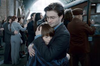 Кадр из фильма «Гарри Поттер и Дары Смерти: Часть II» (2011)