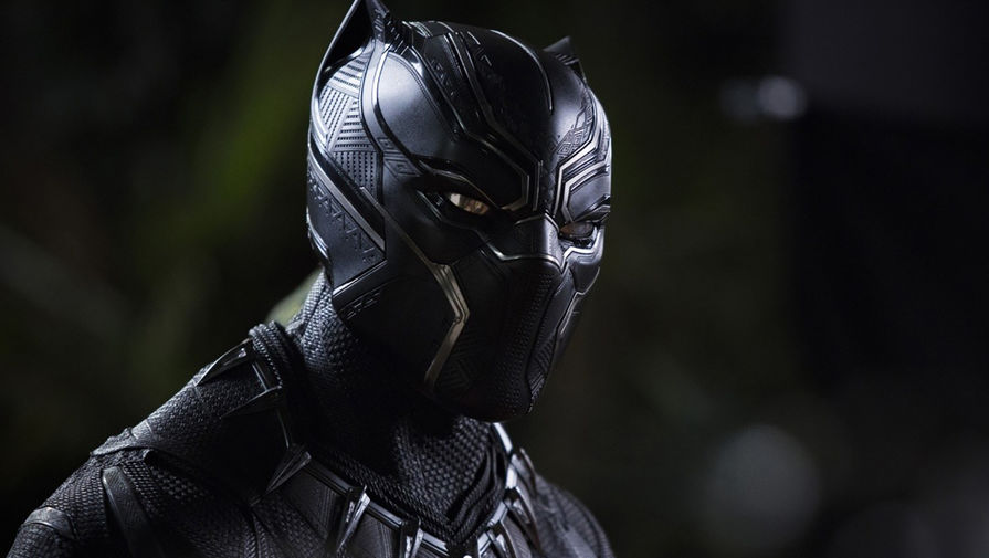 Кадр из фильма «Черная Пантера» (2018)