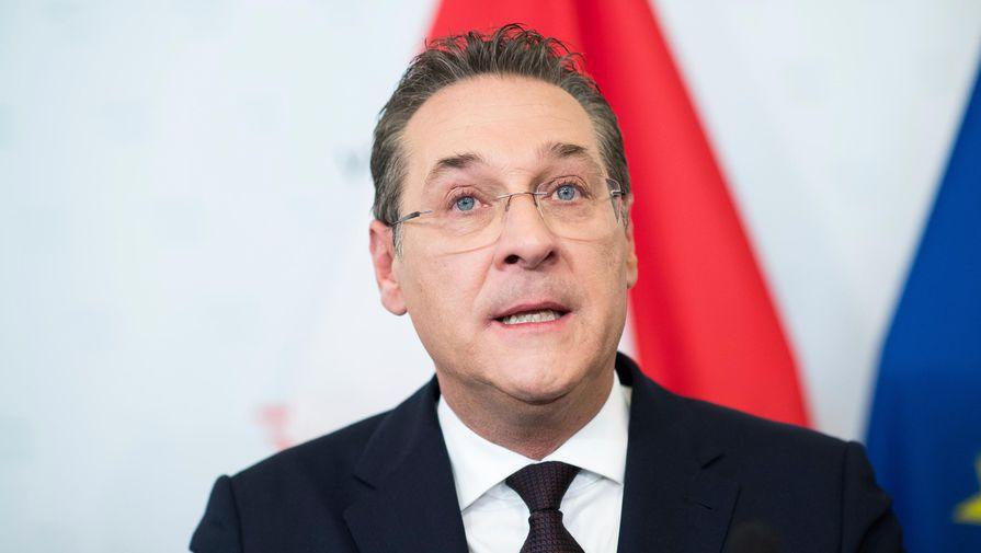 Прокуратура Австрии обыскала дом бывшего вице-канцлера Штрахе