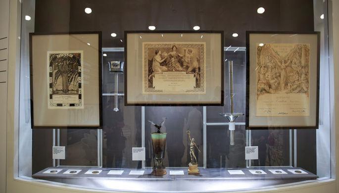 История Игр: в России появилась олимпийская коллекция