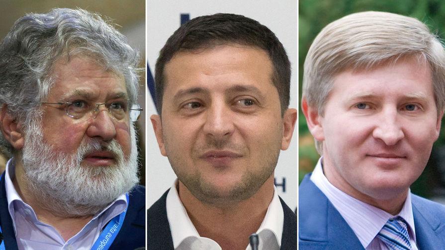 Погребинский объяснил суть борьбы Ахметова и Коломойского за Зеленского