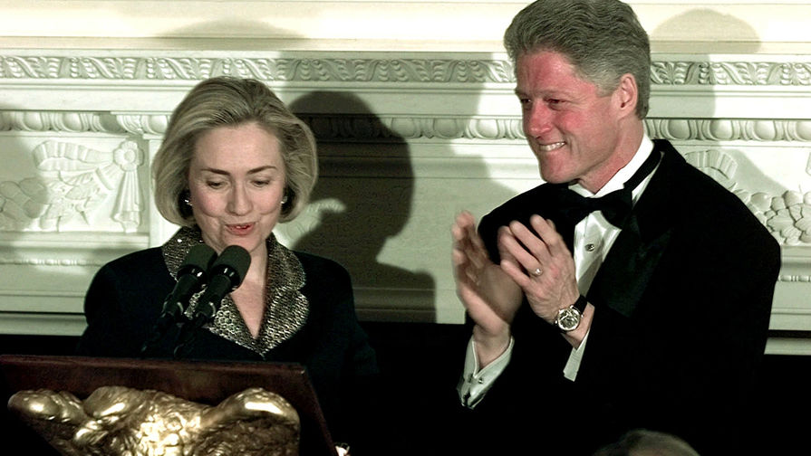 Хиллари Клинтон рассказала о самом отчаянном решении в своей жизни