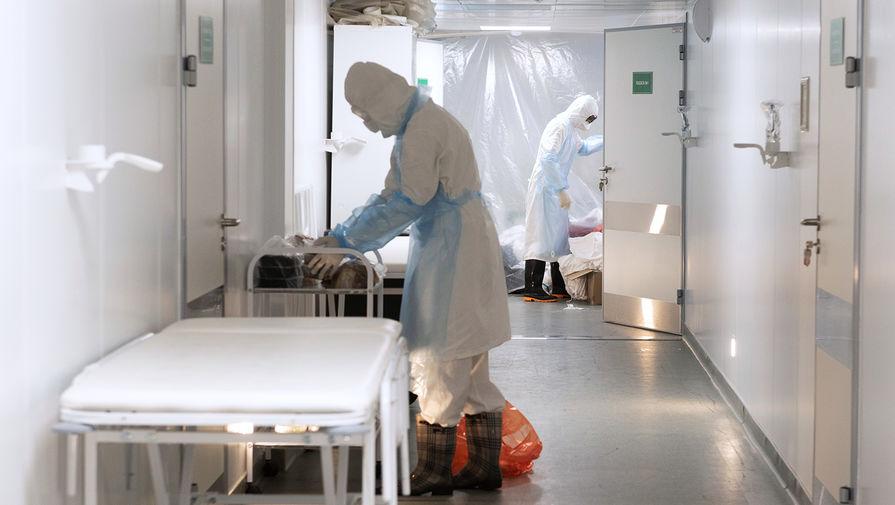 Стало известно, где в России может начаться вторая волна коронавируса