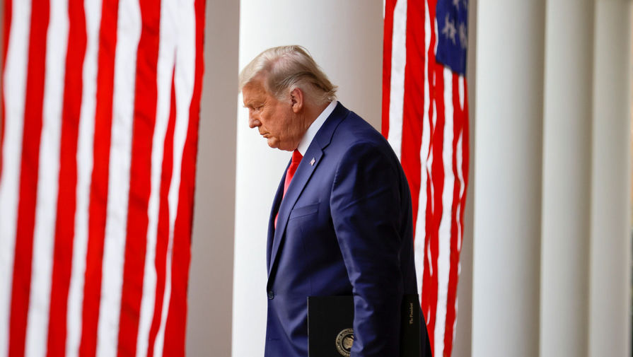 Сенат не вынесет вердикт об импичменте Трампу до инаугурации Байдена