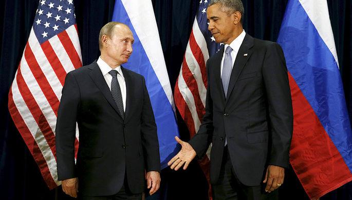 Асад между Путиным и Обамой
