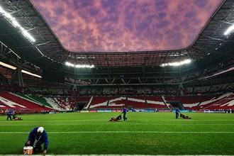 «Казань Арена» является неотъемлемой частью Кубка конфедераций – 2017