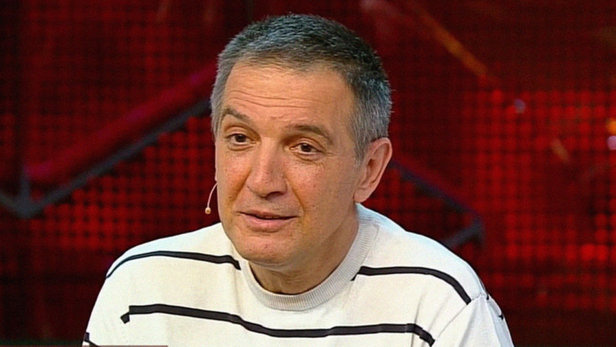 Игорь Капуста в программе «Прямой эфир»