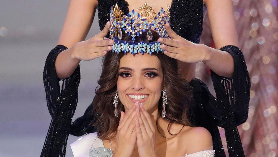 Мисс Мира в 2018 году стала представительница Мексики