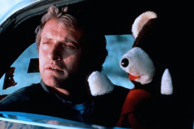 Кадр из фильма «Попутчик» (1986)