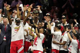«Торонто Рэпторз» — чемпион НБА сезона-2018/19