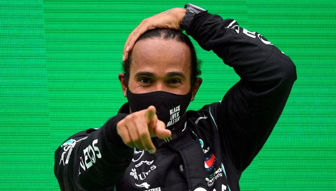 «Не мечтал о таком успехе»: Хэмилтон побил вечный рекорд Шумахера